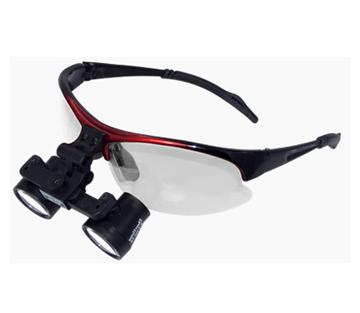 3.0xx SheerVision Del Rey Ultra-Light Flip-Up Loupes